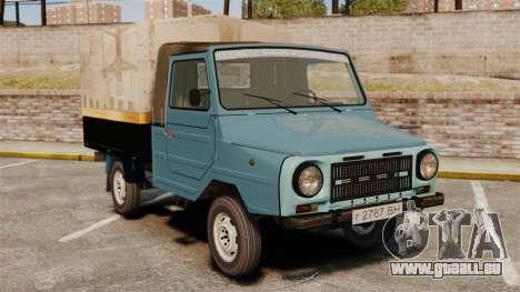 LuAZ-13021 für GTA 4