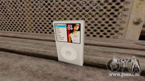 iPod für GTA 4