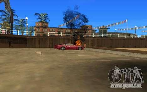 GTA V to SA: Realistic Effects v2.0 für GTA San Andreas her Screenshot