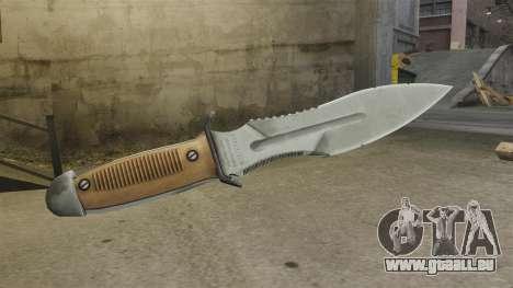 Couteau pour GTA 4
