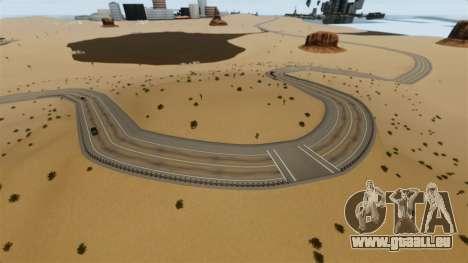 Einsame Stadt für GTA 4 fünften Screenshot