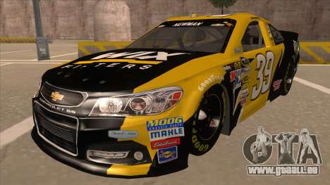 Chevrolet SS NASCAR No. 39  Wix Filters für GTA San Andreas