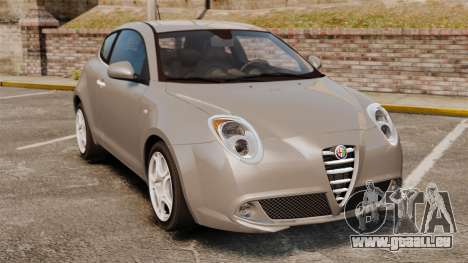 Alfa Romeo MiTo pour GTA 4