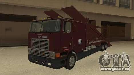 International 9700 Car Hauler für GTA San Andreas