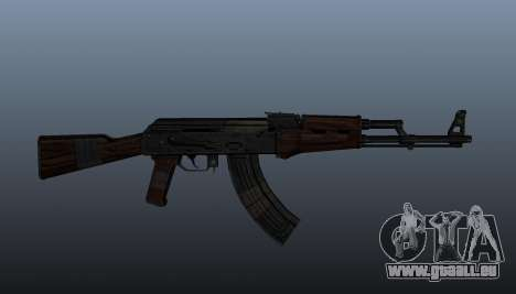 AK-47 v2 pour GTA 4 troisième écran