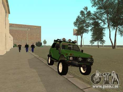 VAZ 21213 Niva 4 x 4 Off-Road für GTA San Andreas