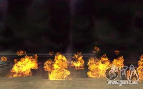 GTA V to SA: Realistic Effects v2.0 für GTA San Andreas