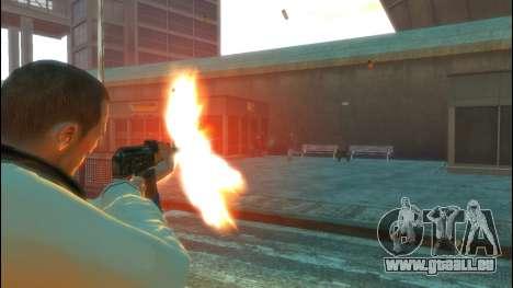 AKS-47 für GTA 4 Sekunden Bildschirm