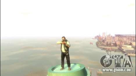Dragunov Scharfschützengewehr für GTA 4 weiter Screenshot