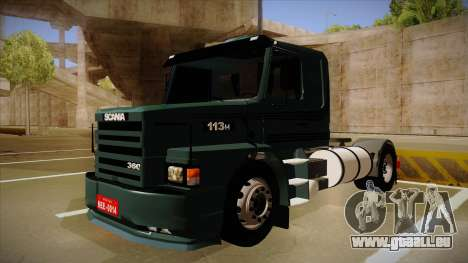 Scania 113H pour GTA San Andreas