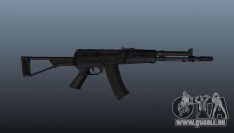 Automatische AEK-971 für GTA 4 dritte Screenshot