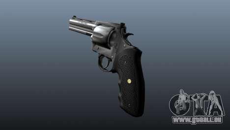 Revolver Colt Anaconda v1 pour GTA 4 secondes d'écran
