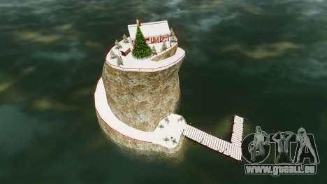 Île Christmas pour GTA 4