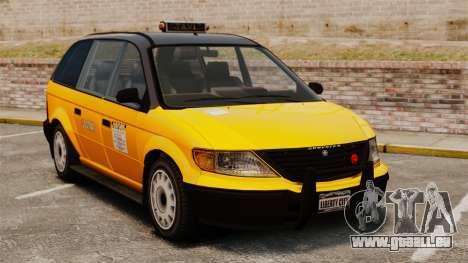 Verbesserte taxi für GTA 4