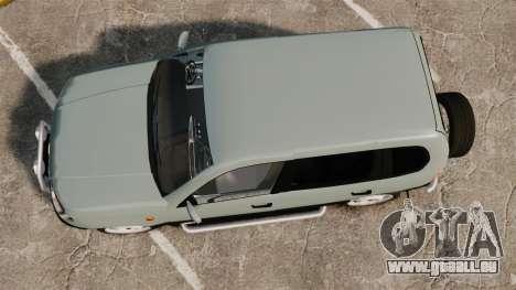 VAZ-2123 v1. 1 für GTA 4 rechte Ansicht
