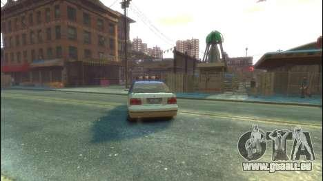 Polizei von GTA 5 für GTA 4 rechte Ansicht