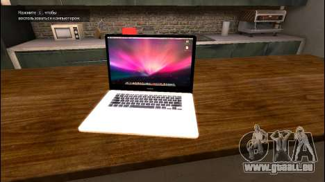 MacBook Air für GTA 4