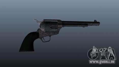 Revolver Cattleman pour GTA 4 troisième écran