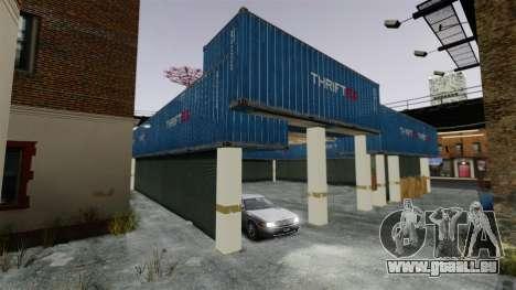 Garage für GTA 4 weiter Screenshot