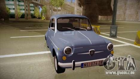 Zastava 750 Fico für GTA San Andreas rechten Ansicht