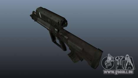 Die XM-25 Granatwerfer für GTA 4 dritte Screenshot