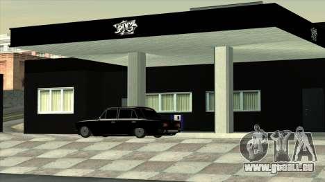 Le garage de Doherty BPAN pour GTA San Andreas