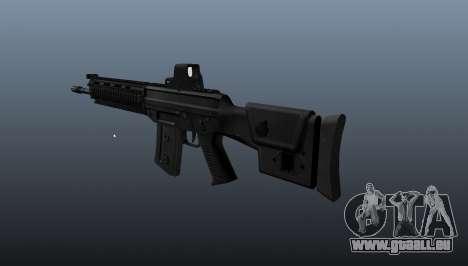 Gewehr SIG SG 751 v1 für GTA 4 Sekunden Bildschirm
