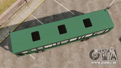 LIAZ-5256 45-01 pour GTA 4 est un droit