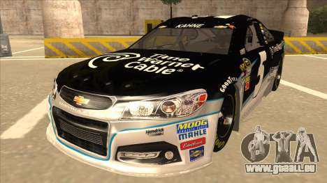 Chevrolet SS NASCAR No. 5 Time Warner Cable für GTA San Andreas