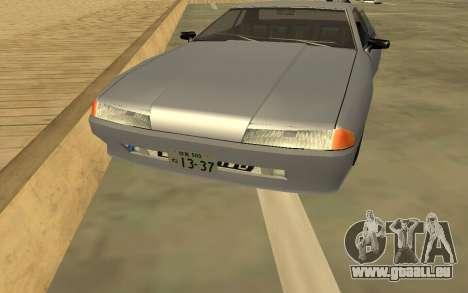 GTA V to SA: Realistic Effects v2.0 für GTA San Andreas zehnten Screenshot