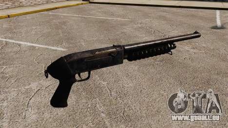 Schrotflinte für GTA 4 Sekunden Bildschirm