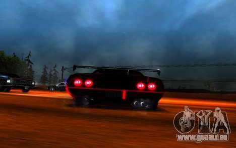 Cacher le HUD pour GTA San Andreas deuxième écran