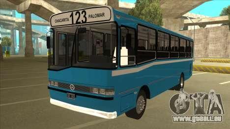 Mercedes-Benz OHL-1320 Linea 123 pour GTA San Andreas