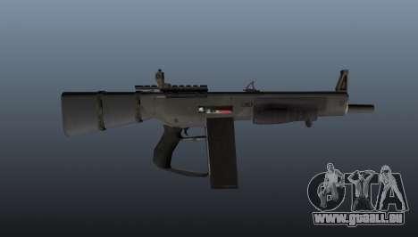 Die AA-12 Schrotflinte für GTA 4 dritte Screenshot