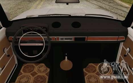 VAZ 21011 medizinische Betreuung für GTA San Andreas Seitenansicht