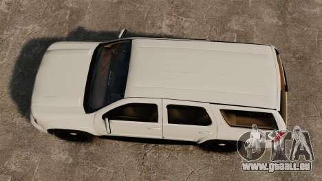 Chevrolet Tahoe Slicktop [ELS] v1 für GTA 4 rechte Ansicht