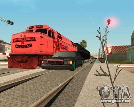 Tonique Premier V2 pour GTA San Andreas