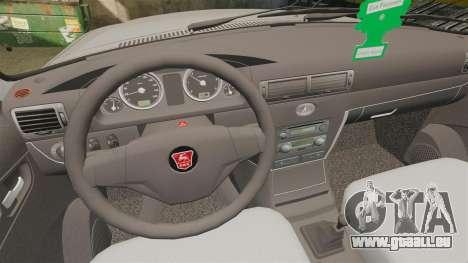 Volga gaz-3110 coupé pour GTA 4 est un côté