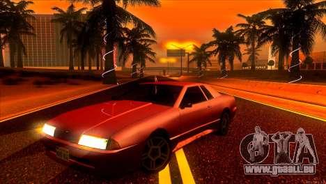 Elegy 2013 JDM pour GTA San Andreas