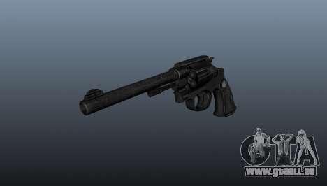Double-Action-revolver für GTA 4