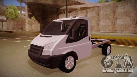 Ford Transit Drift Car pour GTA San Andreas