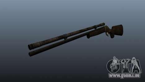 Scharfschützengewehr Remington Rolling-Block für GTA 4