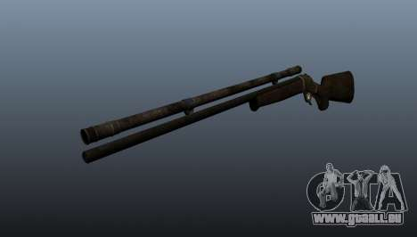 Fusil Remington Rolling-Block pour GTA 4