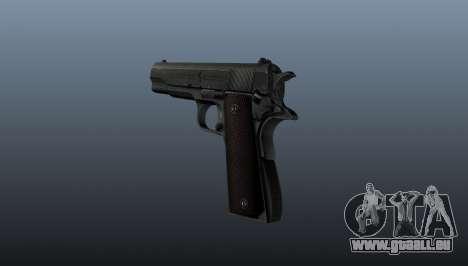 Pistolet M1911 v5 pour GTA 4 secondes d'écran