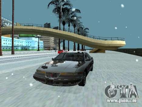 Lincoln Continental Mark VIII 1996 für GTA San Andreas