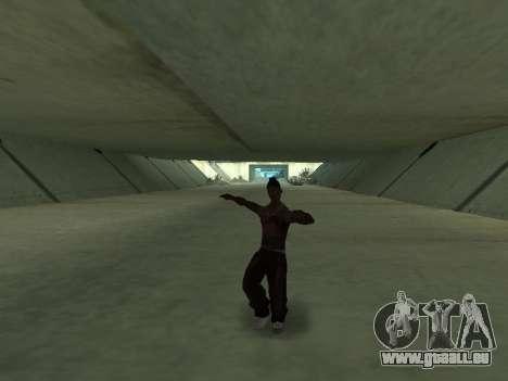 Ils dansent pour GTA San Andreas quatrième écran