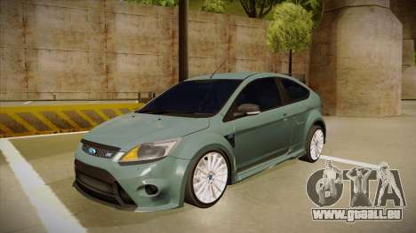Ford Focus RS 2010 pour GTA San Andreas