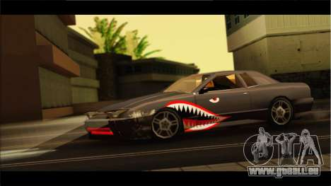 Elegy Sleep pour GTA San Andreas
