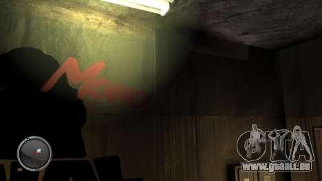 Map-Radar-HUD Pack pour GTA 4 quatrième écran