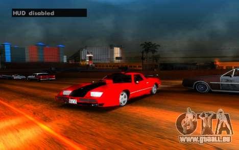 HUD ausblenden für GTA San Andreas